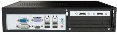 Rack Mount Kit: Intevo Managed Access Control