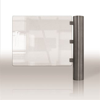 MPS - Glass Panel (Magnetic Pedestrian Swing)