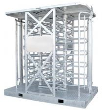 PORTABLE FULL HEIGHT TURNSTILE: TRIUMPH 4