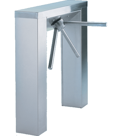 Controlled Access Waist High Turnstiles PassThru Series