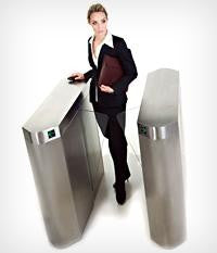 SpeedGate Motion - Waist High Turnstile