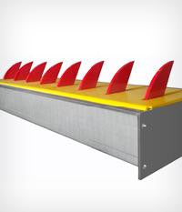 Talon Mechanical Uni-Directional Spike Barrier
