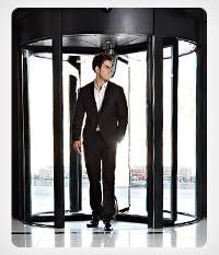 Atlas Automatic Revolving Door