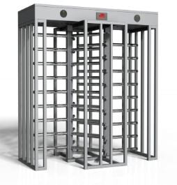 Turnstiles STADIUM MODEL DOUBLE LANE TTF 113D