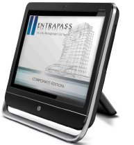 Access Control Computer System with EntraPASS Corporate Edition