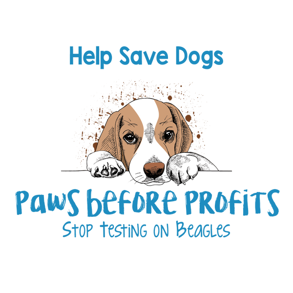 Paws Before Profits Beagle Rescue