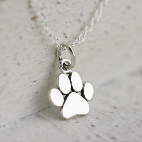 Paws Before Profits Necklace