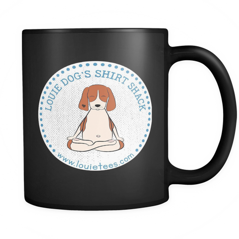 Louie Dog's Shirt Shack Mug 2