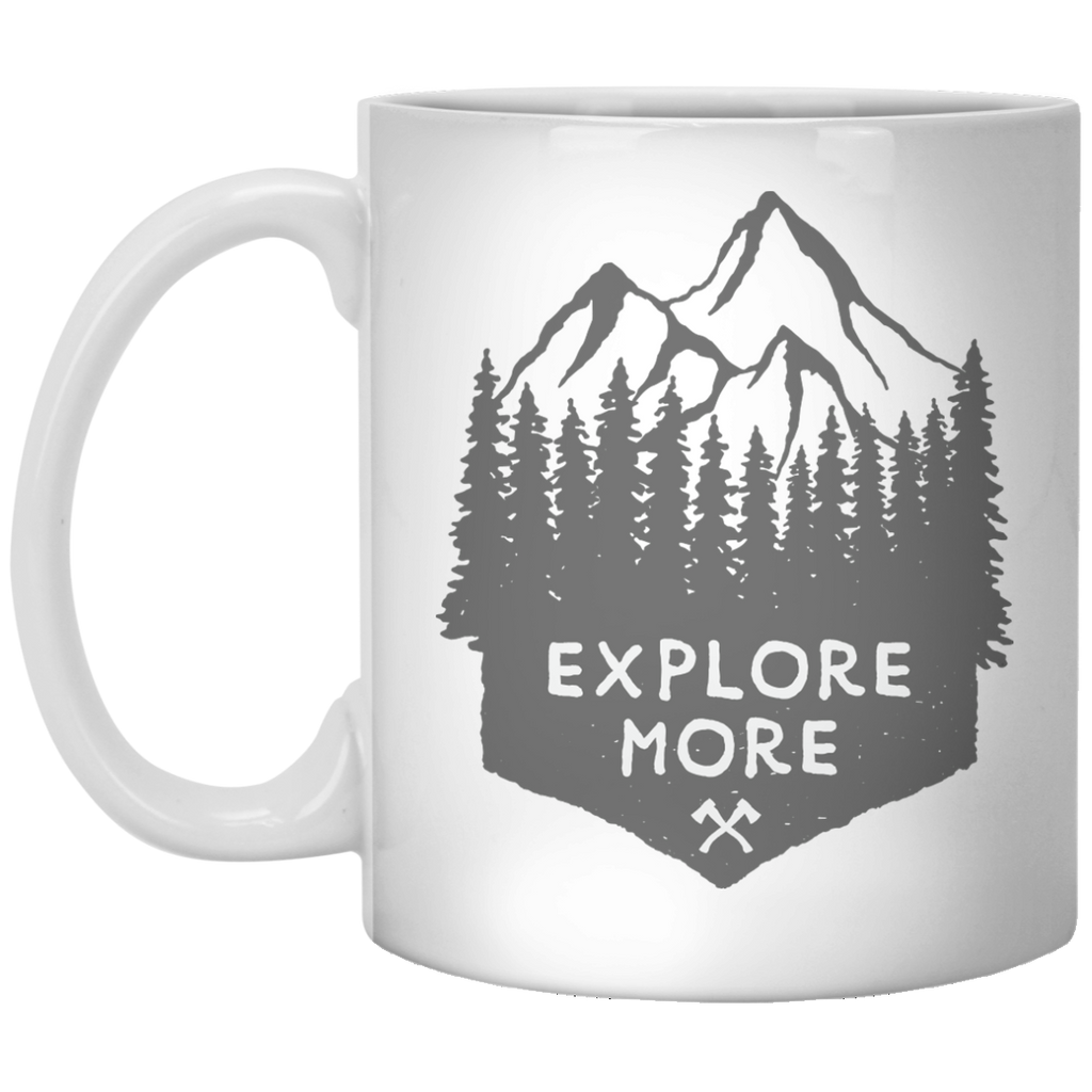 Explore More - 11 oz. Mug