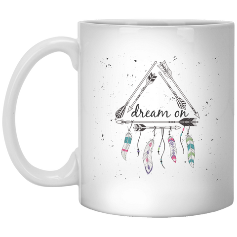 Dream On - 11 oz. Mug