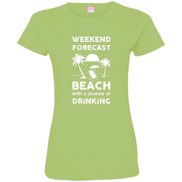 Weekend Ladies' Fine Jersey T-Shirt