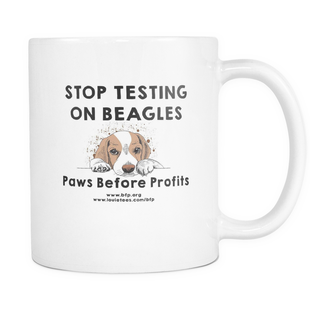 Paws Before Profits - Mug