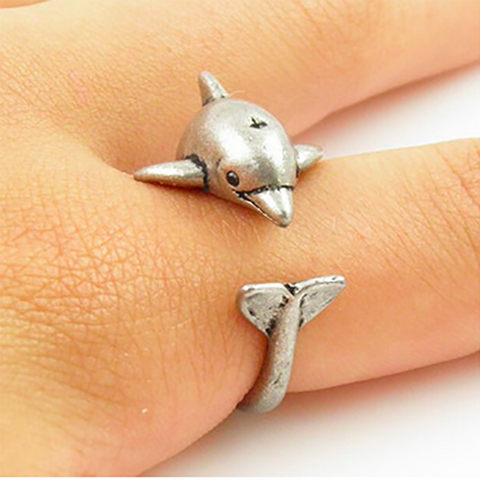 Abby the Dolphin - Ring