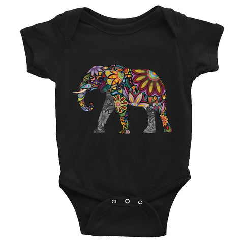 Infant Elephant Bodysuit