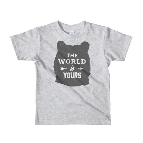 The World is Yours Tee