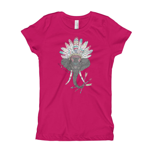 Girl's Wild Is Free T-Shirt