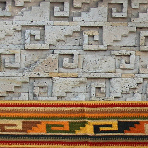 Zapotec Mitla Design