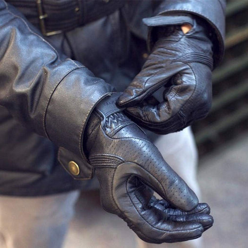 REV'IT! TX LEATHER GLOVES