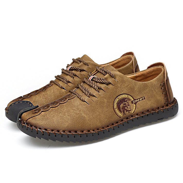 Leather Walking Moccasins