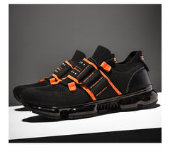 Men's Breathable Air Cushion Sneakers