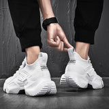 New Breathable Men's Sneakers for Running