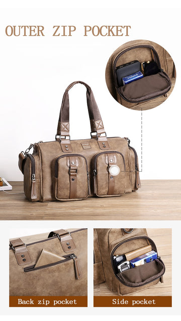 Large Capacity Hand Luggage Travel Bag