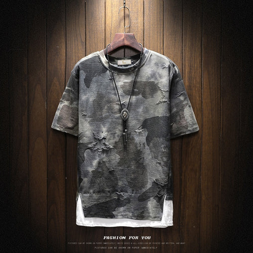Design Camouflage Men's T-shirt