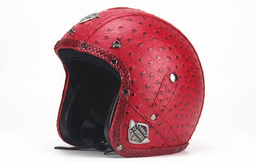 XC SCORPION HELMET - RED