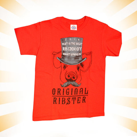 Mr. Ribster Youth T-Shirt