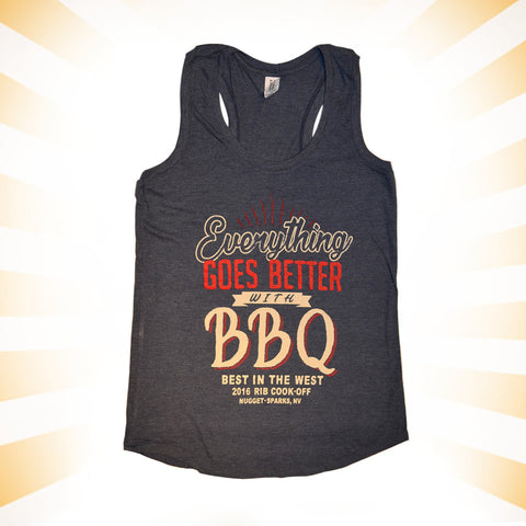Rib Cook-Off Women's Tank Top