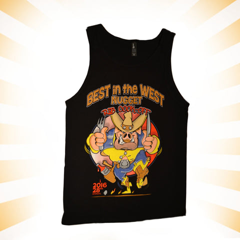 Rib Cook-Off Men'S Tank Top