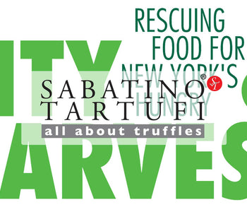 Bid Against Hunger Sabatino Tartufi White Truffle Dinner Prize Totals $130,000