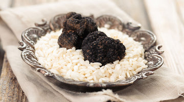 MYTHBUSTERS: STORING TRUFFLES IN RICE