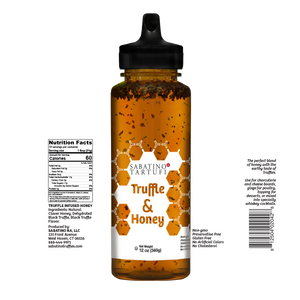 Truffle Honey - 12 oz - Sabatino Truffles