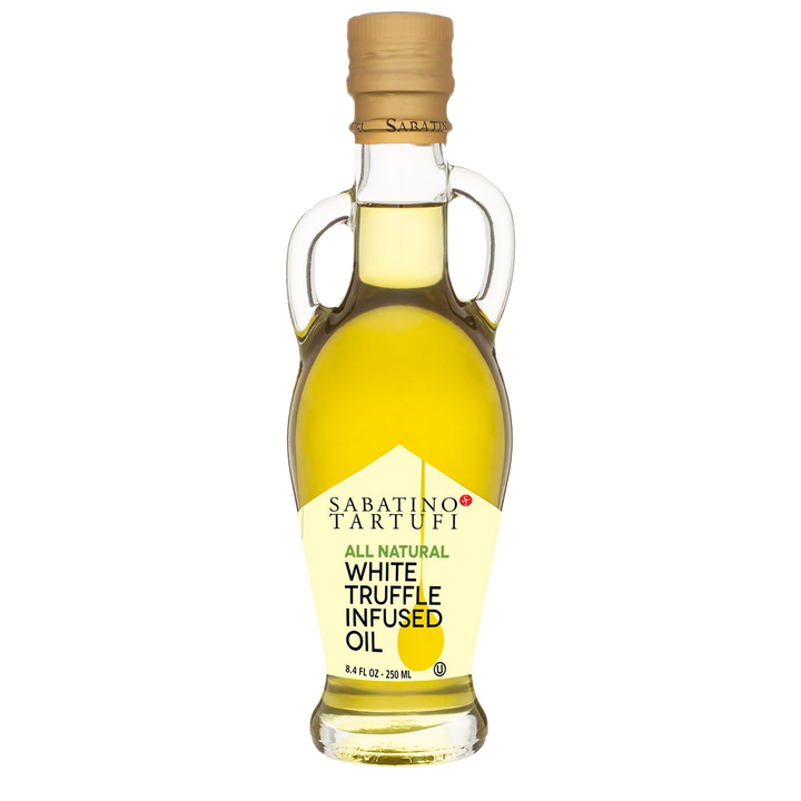 White Truffle Infused Olive Oil- 8.4 fl oz - Sabatino Truffles