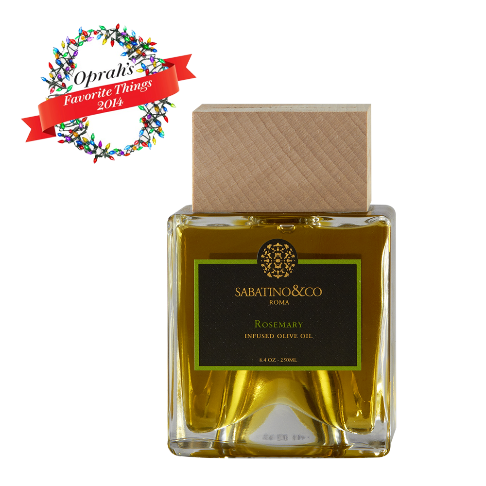 ROSEMARY TRUFFLE OIL- Oprah's Favorite Things 2014 - Sabatino Truffles