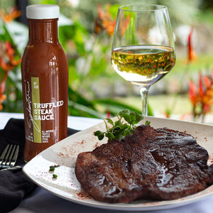 Truffled Steak Sauce - Sabatino Truffles