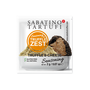 Truffle Zest & Cheese Seasoning- 2g each, 10 packets