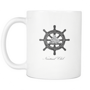 Traders Island Nautical Club 11oz Mug
