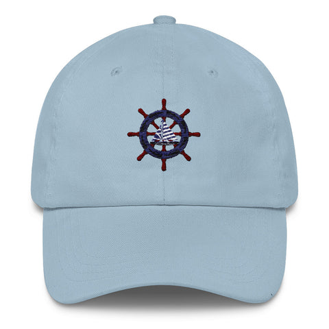 Traders Island Wheel Unstructured Cap