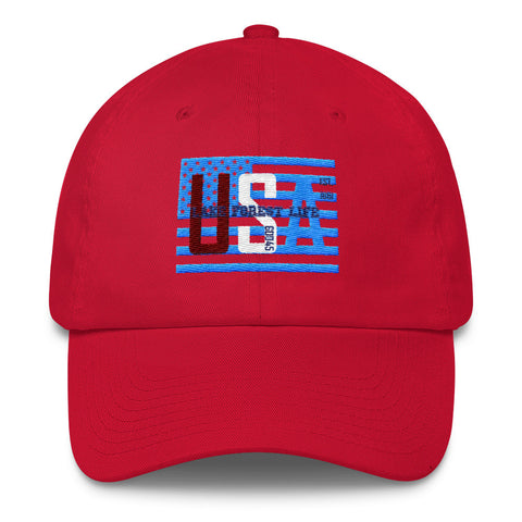 Lake Forest Life Unstructured Cap