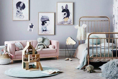 6 Tips To Design Cool and Stylish Children's Room
