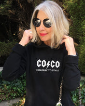 Load image into Gallery viewer, COCO, AC/DC STYLE Black Hoodie