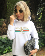 Load image into Gallery viewer, DOLCE VITA Hoodie