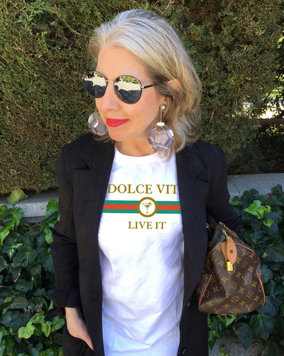 Black Friday Deal DOLCE VITA T-Shirt