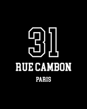 Load image into Gallery viewer, Launch Offer 31 RUE CAMBON Black Sweatshirt