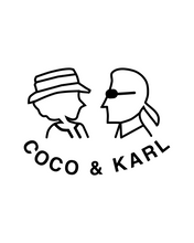 Load image into Gallery viewer, COCO AND KARL White T-Shirt