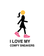 Load image into Gallery viewer, Comfy Sneakers