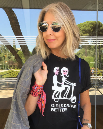 Black Friday Deal GIRLS DRIVE BETTER! T-Shirt