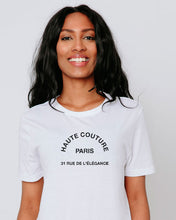 Load image into Gallery viewer, HAUTE COUTURE White T-Shirt
